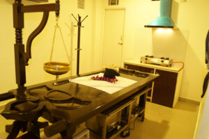 panchakarma-therapy-room